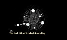 Scientific Literature:  Today