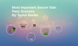 Most Important Soccer Stat