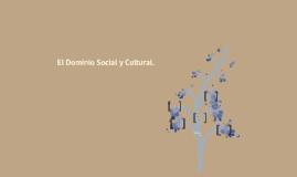 Dominio Social y Cultural