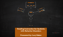 Reading Instruction for Students with Behavior Disorders