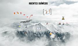 Copy of Agentes Químicos