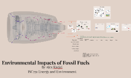 Environmental Impacts of Fossil Fuels
