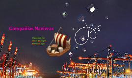 COMPAÑIAS NAVIERAS