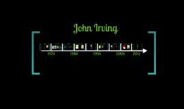 Author: John Irving