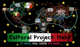 Cultural Project: Italy