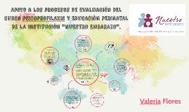 EVALUACIÓN CURRICULAR DEL CURSO PSICOPROFILAXIS Y EDUCACIÓN