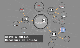 Boite a outils: Decodeurs de l'info