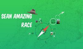 Sean amazing race