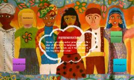 Lesson - Discrimination 11º ano 2015