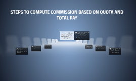 Copy of STEPS TO COMPUTE COMMISSION BASED ON QUOTA AND TOTAL PAY