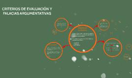 Copy of CRITERIOS DE EVALUACIÓN Y FALACIAS ARGUMENTATIVAS