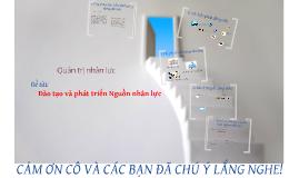 Copy of QUẢN TRỊ NGUỒN NHÂN LỰC (Nhóm 5 - C11MK12)
