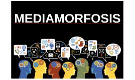 Fidler, Roger, Mediamorfosis. Comprender los nuevos medios,