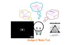 Media Text