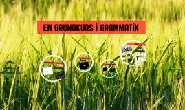 Lärcirkel i grammatik sv 1-2-3