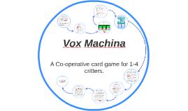 Vox Machina