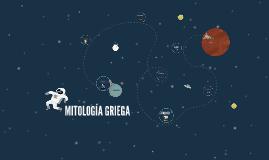 Copy of MITOLOGIA GRIEGA
