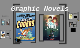 Copy of Graphic Novels 2019-20