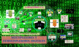 >> LABORATORIO N°9 - CIRCUITOS_DIGITALES: MULTIPLEXORES Y DEMULTIPLEXORES DIGITALES >>