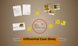 Differential Case Study