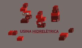 Copy of USINA HIDRELÉTRICA