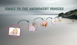 Simile to the u.s. amendment process