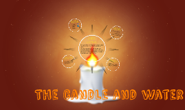 The candle and the water