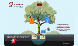 HORIZONTE DE IDENTIDAD