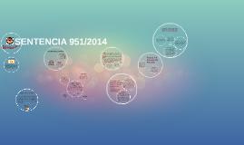 Copy of SENTENCIA 951/2014