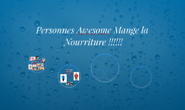 Personnes Awesome Mange la Nourriture !!!!!!