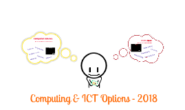 Copy of Computing & ICT Options 2016