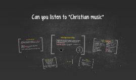 What can I listen to?