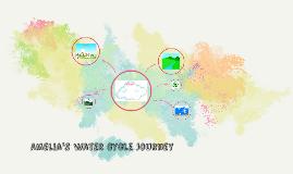 Amelia's Water Cycle Journey