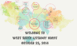 Copy of West Essex Literacy Night