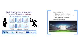 Copy of Best Practices in Dual Career