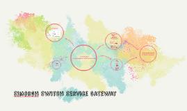 Simorgh Switch Service Gateway