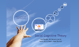 Social Cognitive Theory - Behavioral