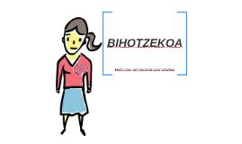 BIHOTZEKOA