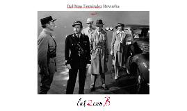 Prezume | BalBino Fernández Revuelta