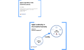 Copy of Agile Leadership for the Creative Economy