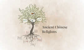 Ancient Chinese Religions
