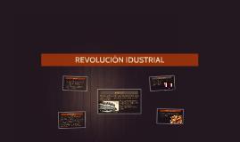 REVOLUCIÓN IDUSTRIAL