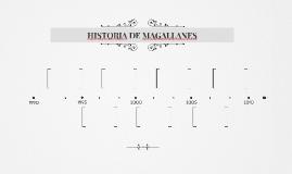 HISTORIA DE MAGALLANES