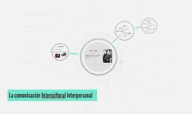 La comunicación Intercultural Interpersonal