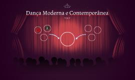 Dança Moderna e Contemporânea