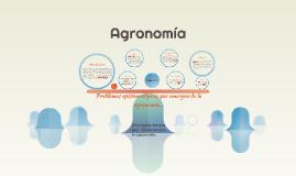 Agronomía