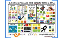 Claves para aplicar Lean Startup desde el aula (O)