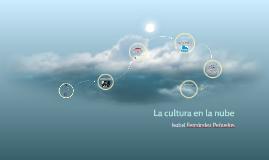 La cultura en la nube