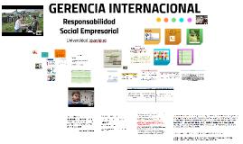 Gerencia Internacional