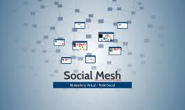 Copy of Social Mesh - A Rede Social